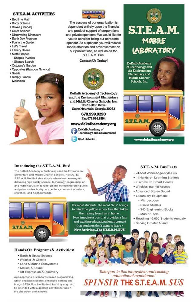 STEAM Brochure
